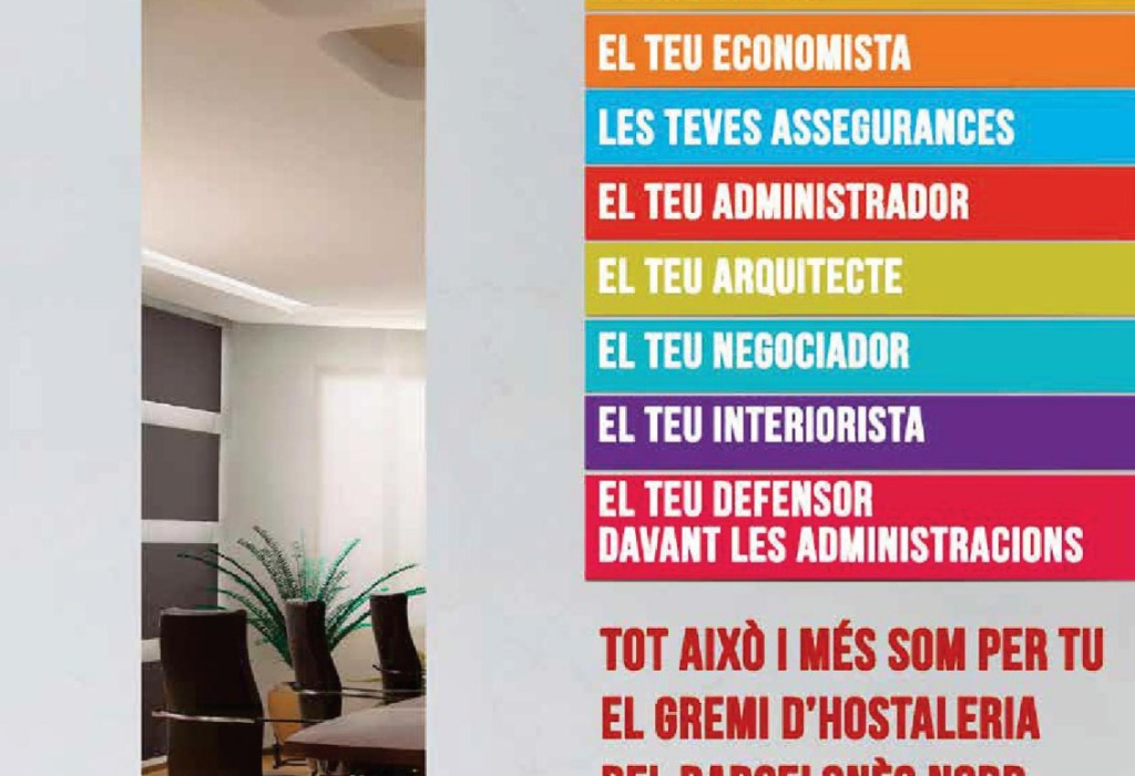 ESPECIALISTES EN HOSTELERIA